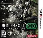 Metal Gear Solid 3D Snake Eater - Nin...