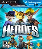 PlayStation Toys Heroes for Sony PS3 Move