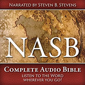 NASB Complete Audio Bible Audiobook