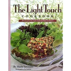 The Light Touch Cookbook: Livre en Ligne - Telecharger Ebook