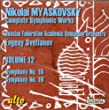 Symphonies Nos. 16 And 19