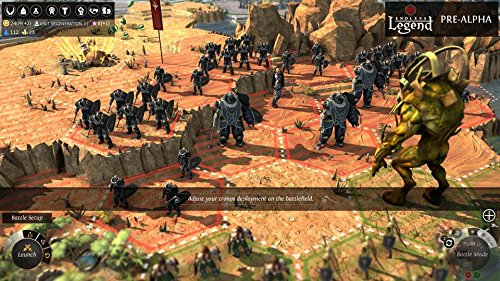 Endless Legend  screenshot