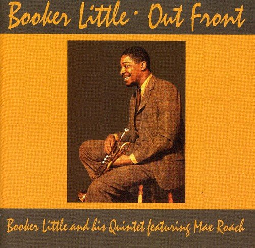 CD : Booker Little - Outfront (CD)