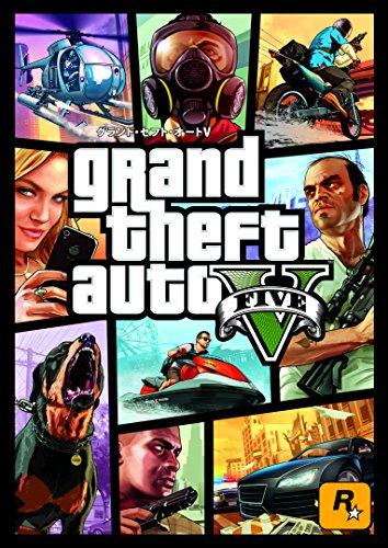 PS4版:グランド・セフト・オートV 【CEROレーティング「Z」】 (「特典」タイガーシャークマネーカード(「GTAオンライン」マネー$20万)DLCのプロダクトコード 同梱)