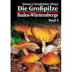Die Grosspilze Baden-Württembergs: Die Großpilze Baden-Württembergs, Bd.4 (Grundlagenwerke)