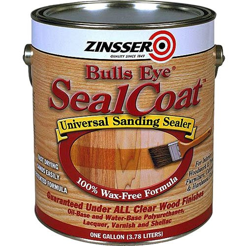 1 Quart Zinsser Bullseye SealCoat