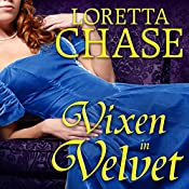 Vixen in Velvet: The Dressmakers, Book 3 | Loretta Chase
