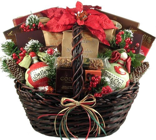Gift Basket Village A Homespun Holiday Gift Basket