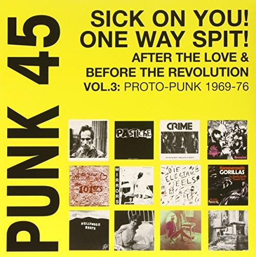 VA-Punk 45 Sick On You One Way Spit-CD-FLAC-2014-NBFLAC