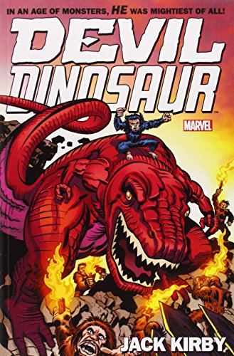 Devil Dinosaur by Jack Kirby: The Complete Collection (Kirby Science Fiction compare prices)