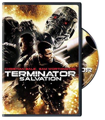 DVD : Terminator Salvation (Digital Copy, Widescreen, Eco Amaray Case)