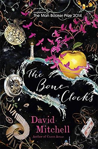 Buchseite und Rezensionen zu 'The Bone Clocks' von David Mitchell