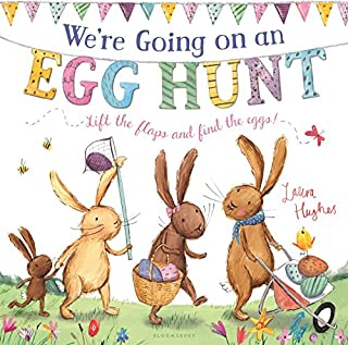 Book Cover: We're Going on an Egg Hunt