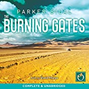 The Burning Gates: Makana Mystery, Book 4 | Parker Bilal