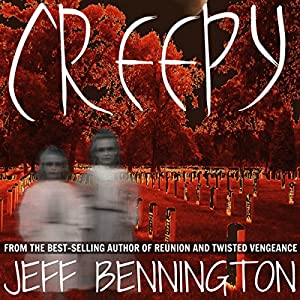 Creepy: A Collection of Scary Stories Audiobook
