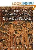 The Oxford Companion to Shakespeare (Oxford Companions)
