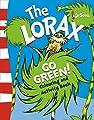 The Lorax Go Green Activity Book (Dr Seuss)