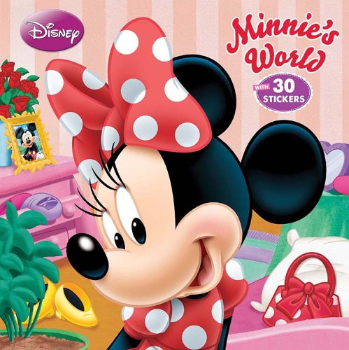 Bendon Publishing Minnie's World - 1