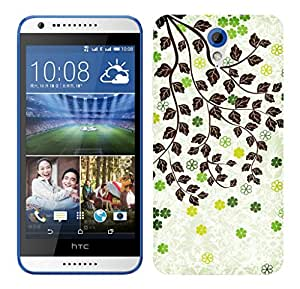 WOW Printed Designer Mobile Case Back Cover For HTC Desire 820 Mini