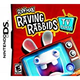 Rayman Raving Rabbids TV Party (Fr/Eng game-play) - Nintendo DS