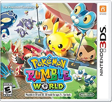 Pokemon Rumble World - Nintendo 3DS