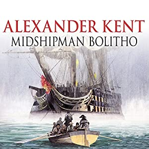 Midshipman Bolitho Audiobook