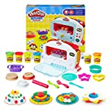 Play-Doh Kitchen Creations Magical Oven (Color: Brown)