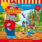 Benjamin als Filmstar (Benjamin Blümchen 14) | Elfie Donnelly