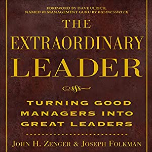 The Extraordinary Leader Audiobook
