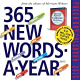 img - for 365 New Words-A-Year 2015 Page-A-Day Calendar book / textbook / text book
