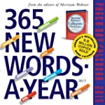 365 New Words-A-Year 2015 Page-A-Day...