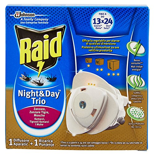 Raid Night & Day Trio Base