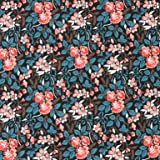 V&A Fabric - Rose