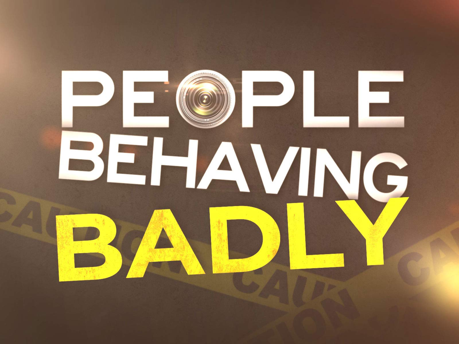 People Behaving Badly on Amazon Prime Instant Video UK