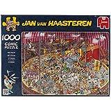 Jumbo 01470 - Jan van Haasteren - Im Zirkus - 1000 Teile