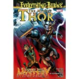 The Mighty Thor/Journey into Mystery: Everything Burnspar Alan Davis