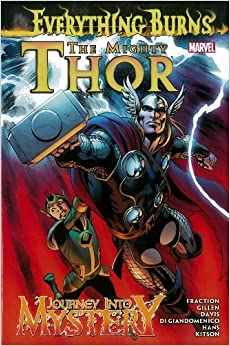 Download The Mighty Thor/Journey Into Mystery: Everything Burns