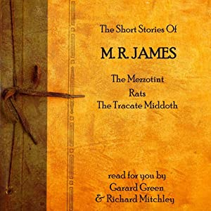 MR James Audiobook