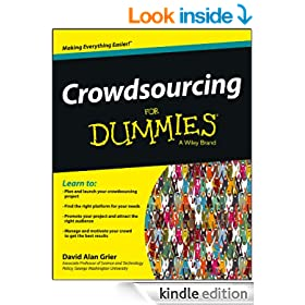 Crowdsourcing For Dummies (For Dummies (Business & Personal Finance))