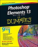 Photoshop Elements 13 All-in-One For Dummies (For Dummies Series)