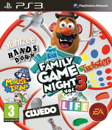 Hasbro Family Game Night 3 (Playstation 3)