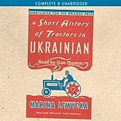 A Short History of Tractors in Ukrainian | [Marina Lewycka]