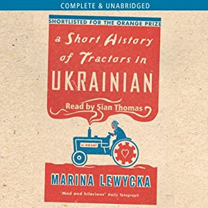 A Short History of Tractors in Ukrainian Audiobook