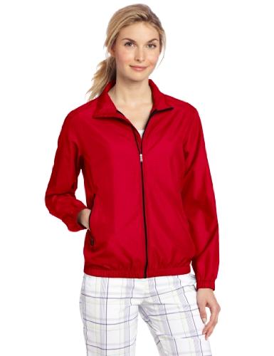 Adidas Golf women's Climaproof Wind Full Zip