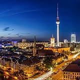 Reiseschein Gutschein 3 Tage im **** Golden Tulip Berlin – Hotel Hamburg erleben
