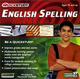 Speedstudy - English Spelling