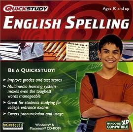 Speedstudy - English Spelling