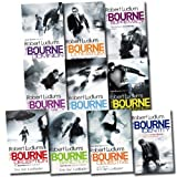 Robert Ludlum The Bourne Trilogy Series Collection Robert Ludlum 10 Books Set (The Bourne Imperative, The Bourne Legacy, The Bourne Supremacy, The Bourne Ultimatum, The Bourne Identity, The Bourne Objective, The Bourne Sanction, Deception, Betrayal, Domi