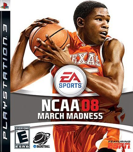 NCAA March Madness 08 PS3 15416