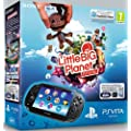 Console Playstation Vita Wifi + Little big planet Voucher + Carte m�moire 4 Go